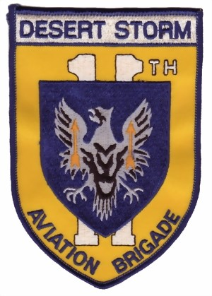 Picture of 11th Aviation Brigade Desert Storm