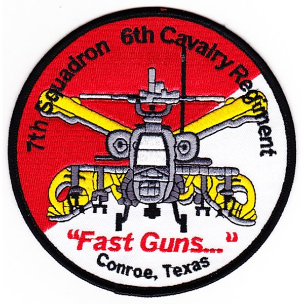 Photo de 7th Squadron 6th Cavalry Helicopter Regiment Conroe, Texas