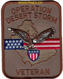 Bild von Operation Desert Storm Veteran
