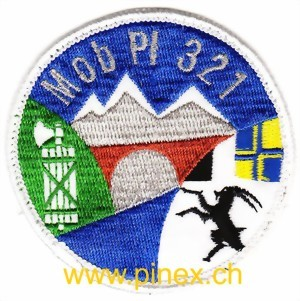 Picture of Mob Pl 321 Badge Emblem