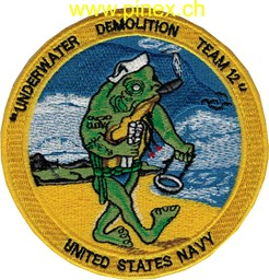 Bild von US Navy Underwater Demolition Team 12 (WWII - Vietnam)