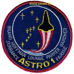 Photo de STS 35  Space Columbia NASA Patch