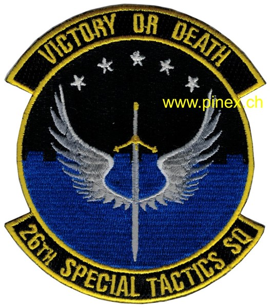 "Photo de 26th Special Tactics Squadron Special OPS ""Victory or Death"""