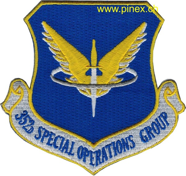 Photo de 352nd Special Operations Group US Air Force