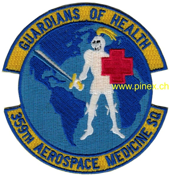 Photo de 359th Aerospace Medicine Squadron US Air Force