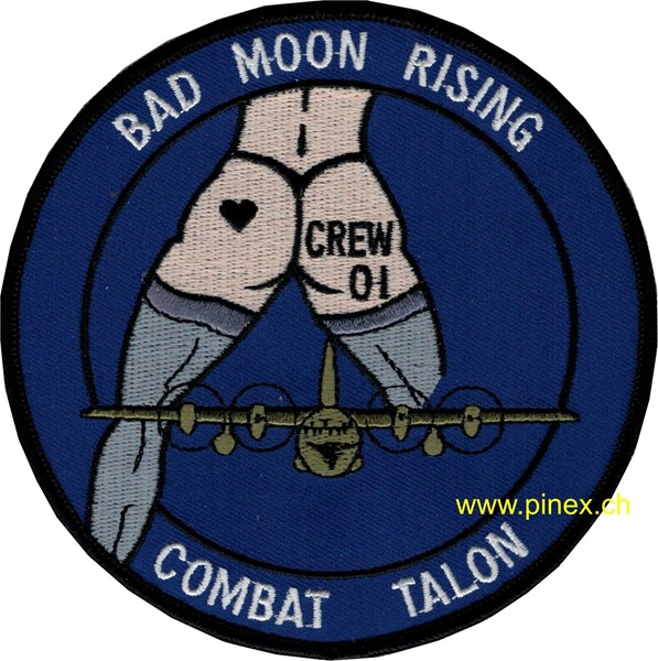 Photo de 1st Special Operation Squadron Crew 1 Combat Talon
