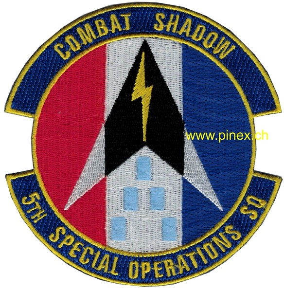 "Photo de 5th Special Operation Squadron ""Combat Shadow"""