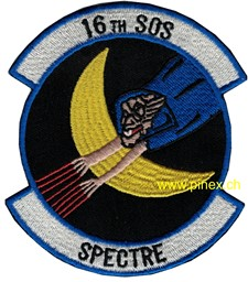 "Bild von 16th Special Operation Squadron ""Spectre"""