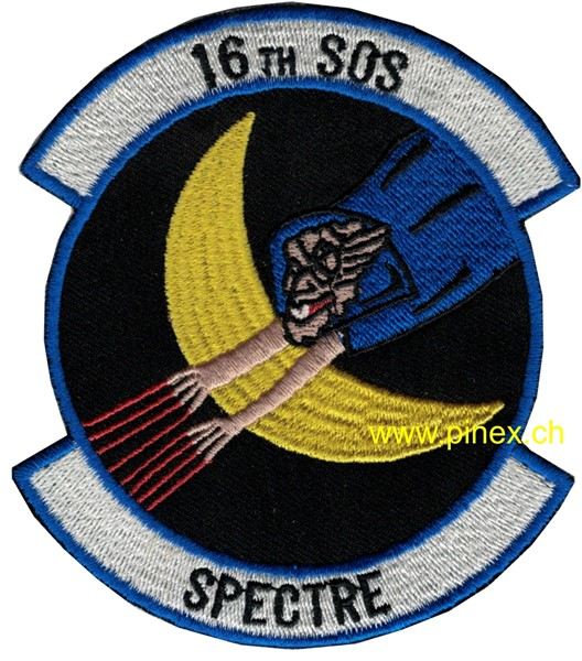 "Photo de 16th Special Operation Squadron ""Spectre"""
